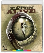 Eaten Alive  [Blu-ray + DVD]