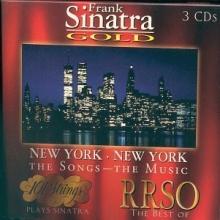 Frank Sinatra Gold: New York New York