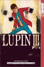 Lupin III, Vol. 8