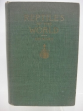 Reptiles of the world;: The crocodilians, lizards, snakes, turtles and tortoises of the eastern and western hemispheres,