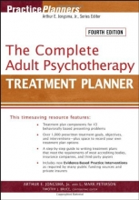 The Complete Adult Psychotherapy Treatment Planner (PracticePlanners)