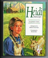 Heidi (Illustrated Children's Classics)