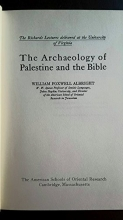 The archaeology of Palestine and the Bible (The Richards lectures delivered at the University of Virginia. [1931])