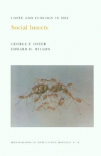 Caste and Ecology in the Social Insects. (MPB-12) (Monographs in Population Biology)
