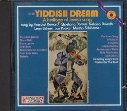 Yiddish Dream: Heritage of Jewish Song