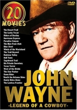 John Wayne: Legend of a Cowboy 20 Movie Pack