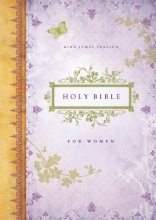 Women's KJV Lavender Bible
