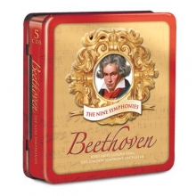 Beethoven: The Nine Symphonies (Tin Can)