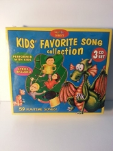 Kid's Favorite Song Collection