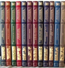 Metropolitan Museum Of Art (12 Volume Leather Bound Set)