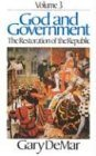 God and Government, Vol. 3 (God & Government)