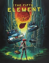 THE FIFTH ELEMENT 4K/Blu-ray/Digital HD Steelbook