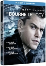 The Bourne Trilogy [Blu-ray]