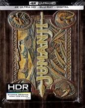Jumanji [SteelBook] 4K Ultra HD + Blu-ray + Digital