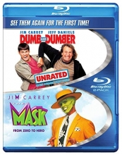 Dumb & Dumber: Unrated / The Mask  [Blu-ray]