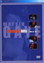 Marvin Gaye: Greatest Hits Live