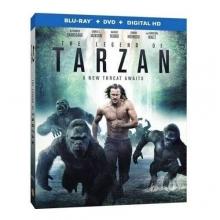 Legend of Tarzan, The  (BD) [Blu-ray]