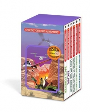 Race Forever/Escape/Lost on the Amazon/Prisoner of the Ant People/Trouble on Planet Earth/War with the Evil Power Master (Choose Your Own Adventure 7-12) (Box Set 2)