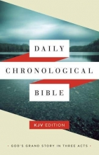 Daily Chronological Bible: KJV Edition, Trade Paper