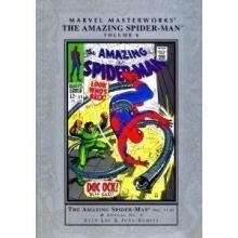 Marvel Masterworks: Amazing Spider Man Vol. 6 (v. 6)