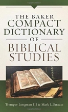 The Baker Compact Dictionary of Biblical Studies