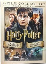 Harry Potter 2 Film Collection year 7