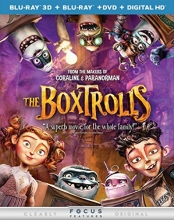 The Boxtrolls [Blu-ray]