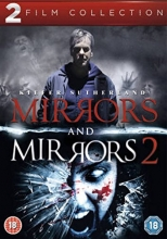 Mirrors  / Mirrors 2 (Unrated) Double Admission DVD Movie Collection