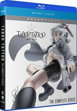 Taboo Tattoo: The Complete Series [Blu-ray]