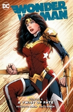 Wonder Woman Vol. 8: A Twist of Faith