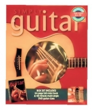 Simply Guitar Boxed Set - Includes Book and DVD