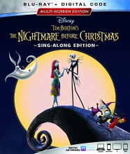 NIGHTMARE BEFORE CHRISTMAS, THE  [Blu-ray]
