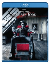 Sweeney Todd: The Demon Barber Of Fleet Street  (BD) [Blu-ray]