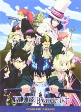 Blue Exorcist DVD Complete First Season