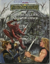 Campaign Guide to Myth Drannor, Forgotten Realms, Advanced Dungeons and Dragons