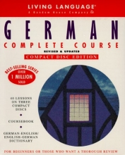 Basic German: CD/Book Package (LL(R) Complete Basic Courses)