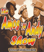 The Amos & Andy Show - Vol. 1 - 20 Episodes each 30 min on DVD