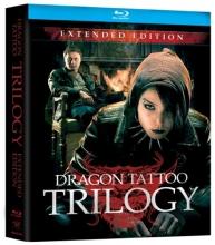 Dragon Tattoo Trilogy  [Blu-ray]