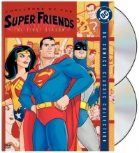 Challenge of the Super Friends - The First Season