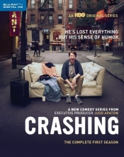 Crashing: The Complete First Season  [Blu-ray]