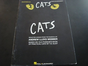 Selection from Cats Piano Accompaniment