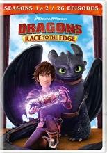 Dragons: Race to the Edge - Seasons 1 & 2