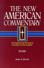 The New American Commentary Volume 23 - Mark