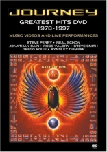 Journey - Greatest Hits DVD 1978-1997 - Music Videos & Live Performances