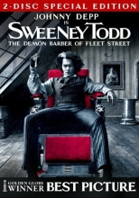 Sweeney Todd: The Demon Barber of Fleet Street (2 Disc Special Edition)