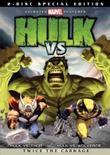 Hulk Vs.  (Widescreen)
